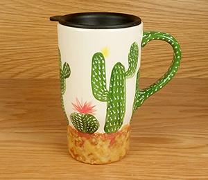 Westchester Cactus Travel Mug