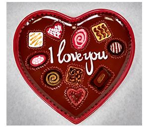 Westchester Valentine's Chocolate