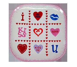 Westchester Valentine's Tic Tac Toe