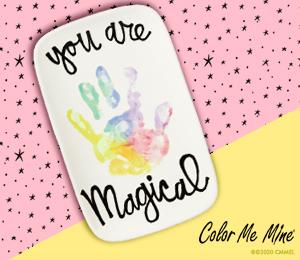 Westchester Rainbow Hand-print