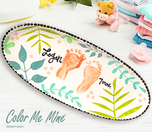 Westchester Tropical Baby Tray