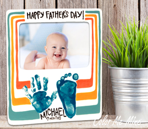 Westchester Father's Day Frame