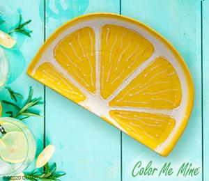 Westchester Lemon Wedge