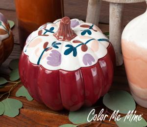Westchester Fall Pumpkin Box