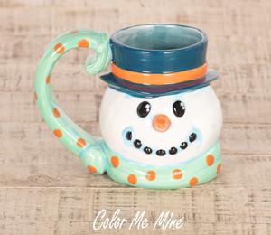 Westchester Snowman Mug