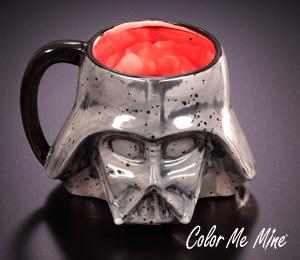Westchester Darth Vader Mug